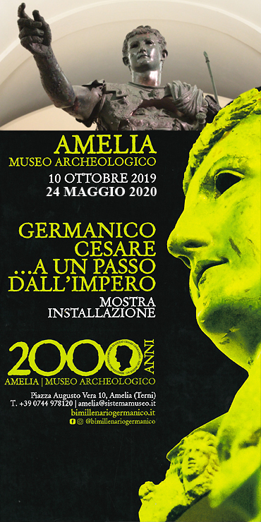 Bimillenario di Germanico