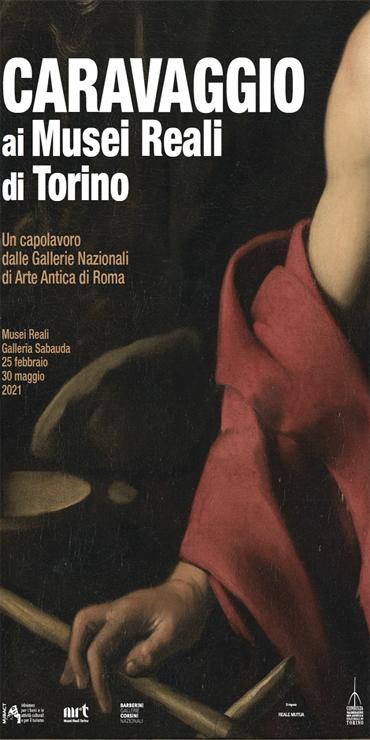 Caravaggio ai Musei Reali di Torino