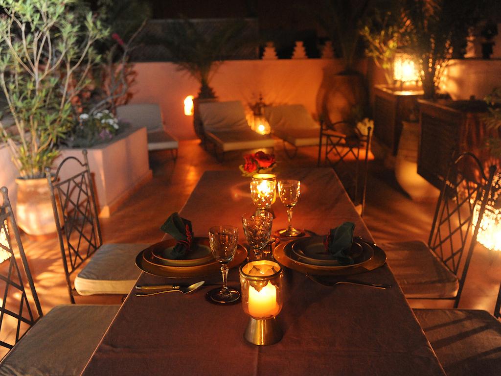 Camere Da Letto Marocco : Marocco estate low cost al riad sable chaud di marrakech