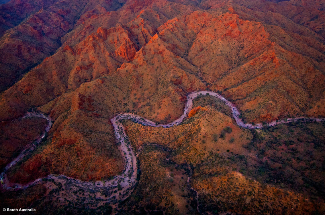 Arkaroola Wilderness Sanctuary, Flinders Ranges Outback