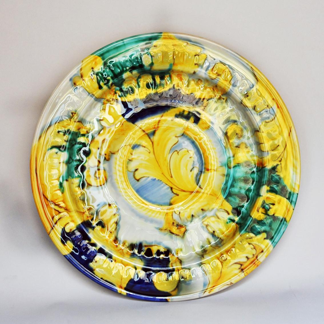 Museo Regionale Della Ceramica Di Deruta.Ceramica Cibo Al Museo Regionale Di Deruta Antico E Moderno