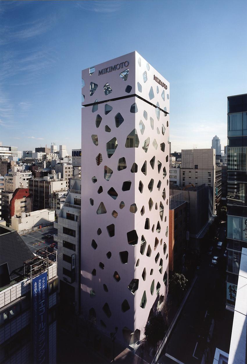 L architettura moderna e contemporanea di tokyo il for Architettura moderna e contemporanea