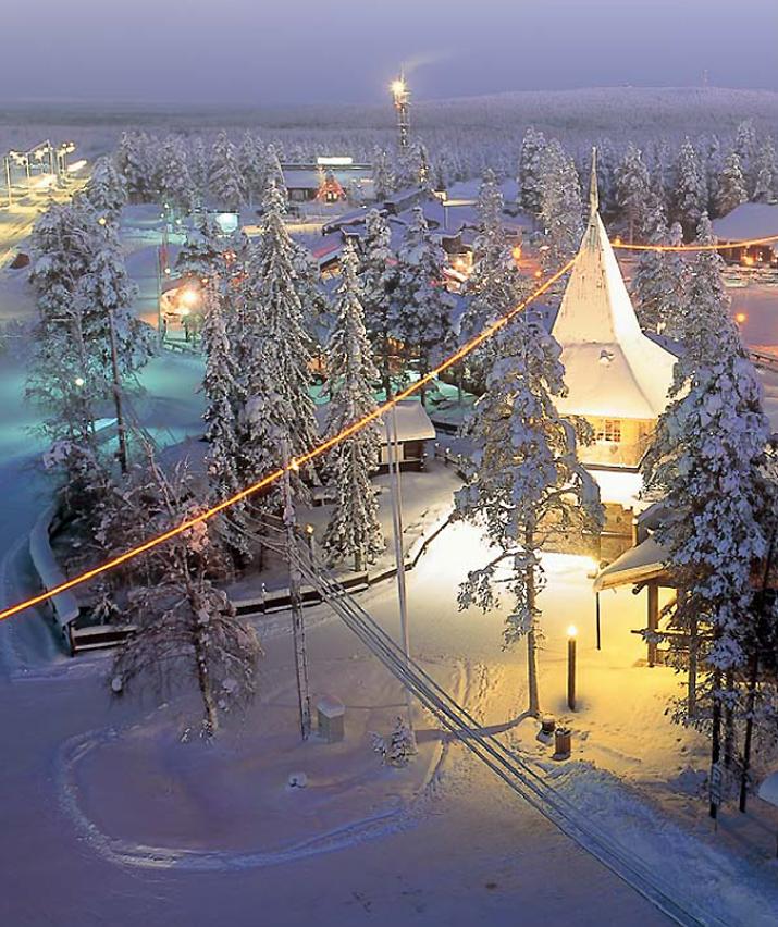Posti Rovaniemi