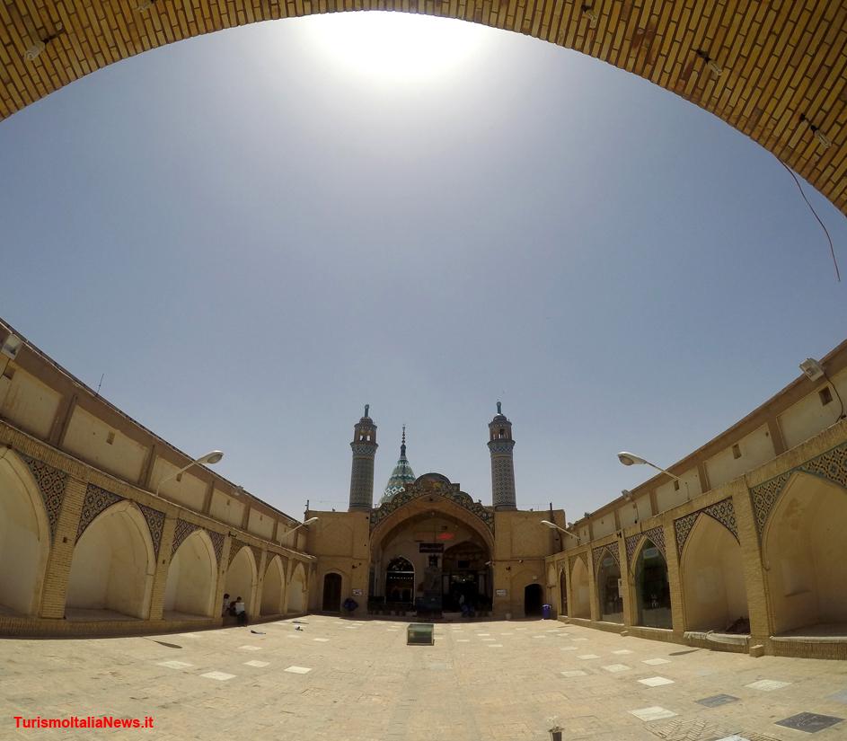 A Kashan In Iran Sulle Tracce Dei Re Magi Da Qui Sarebbero