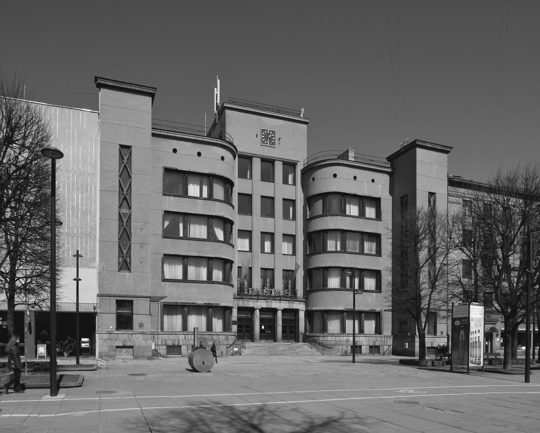 Kaunas gioiello modernista della lituania itinerario for Costo della costruzione dell edificio