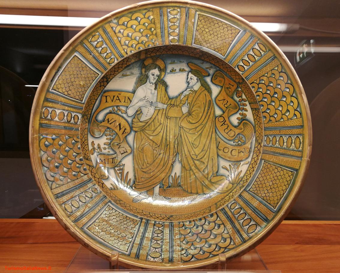 Umbria, Deruta si dà lustro: la preziosa ceramica da secoli l\'ha ...