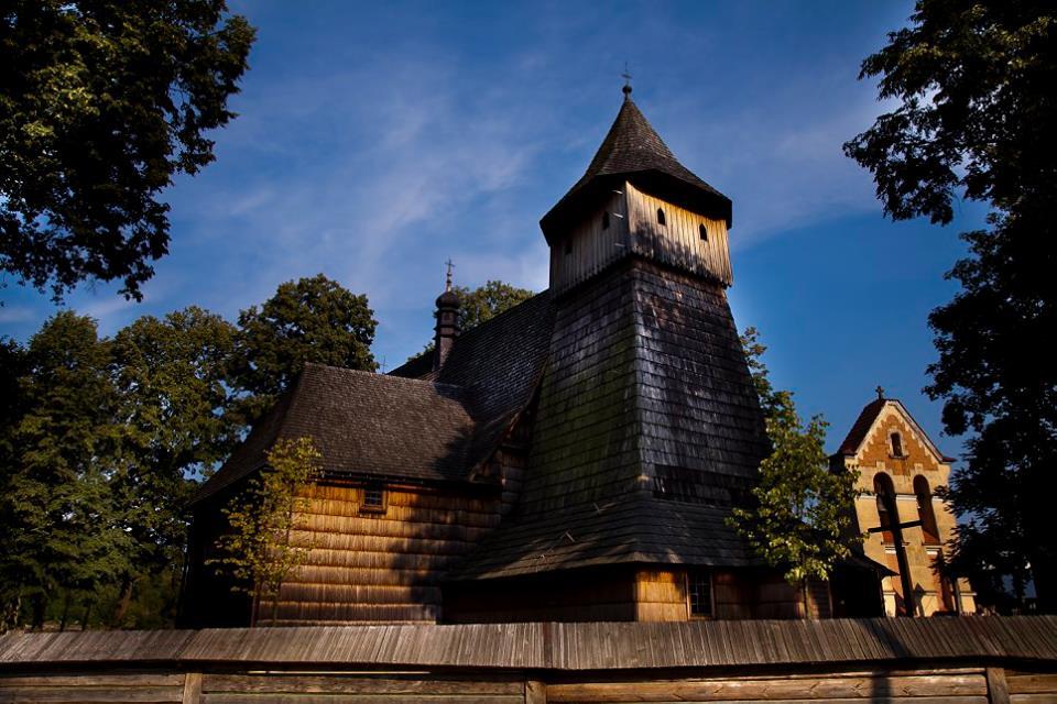 Le chiese in legno nella regione malopolska in polonia for Case in legno in polonia