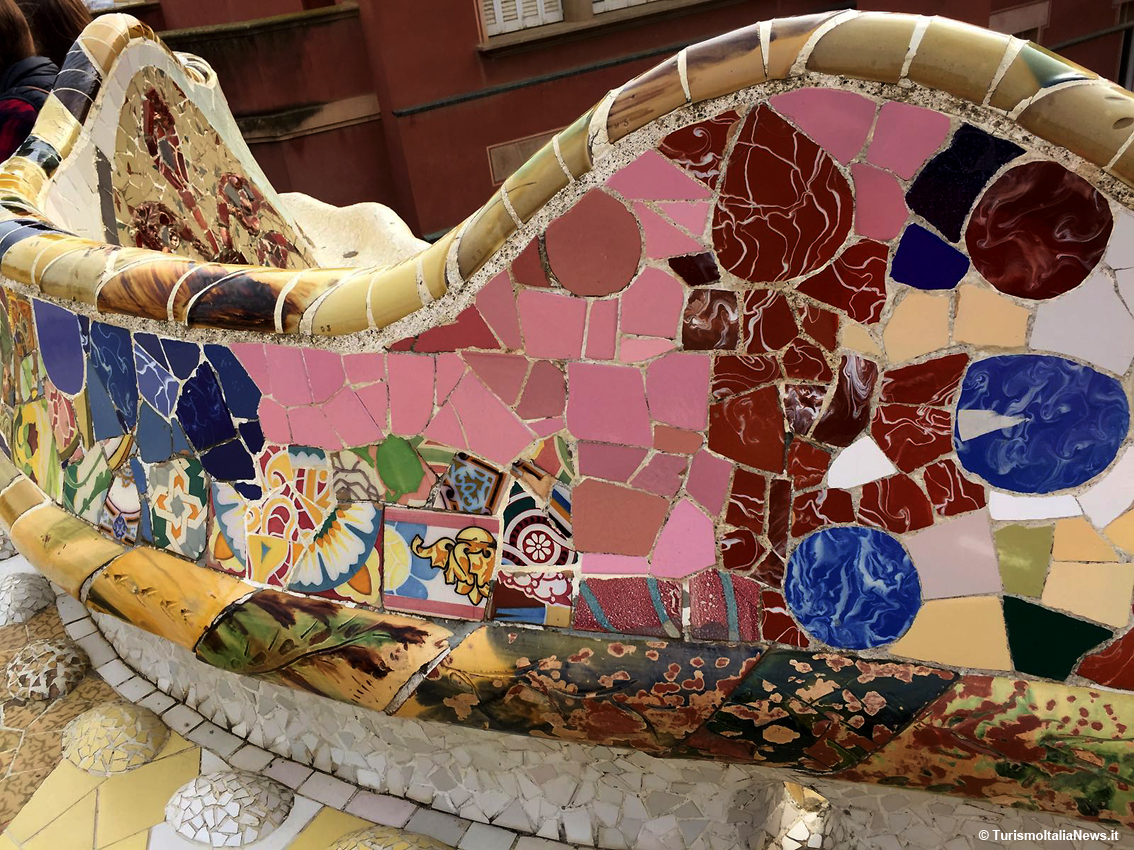 Barcellona, il Park Guell