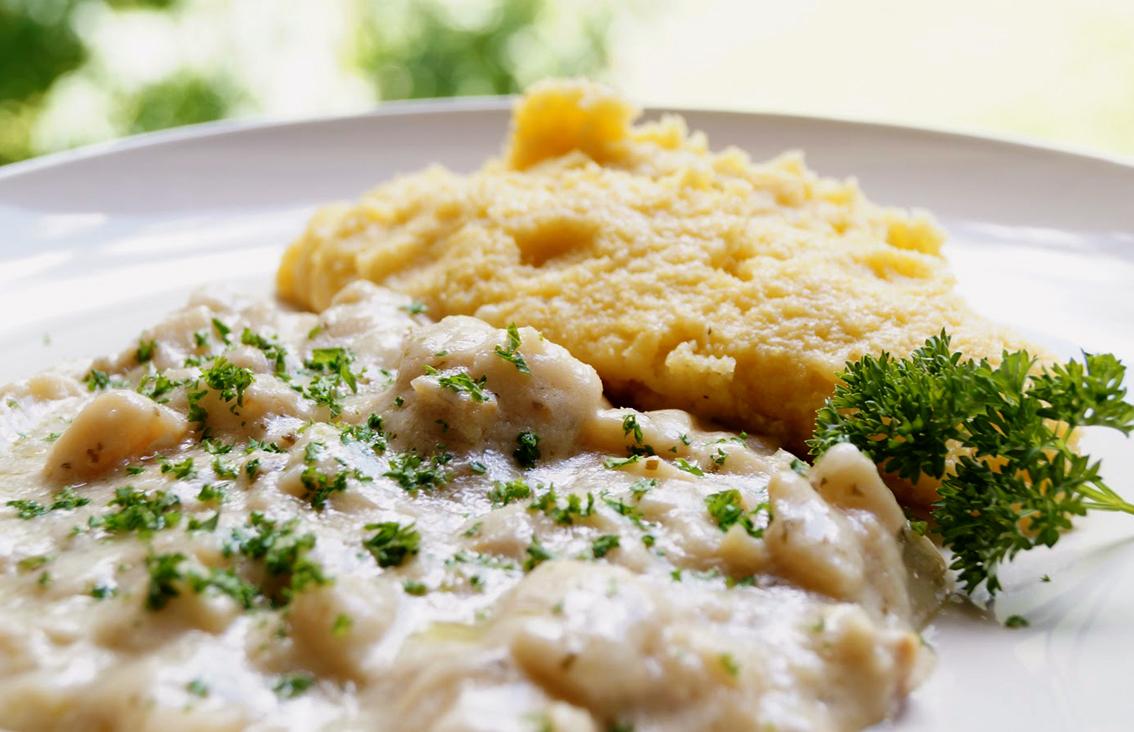 Bacal alla vicentina il gusto di cucinare una ricetta for Cucinare sinonimo