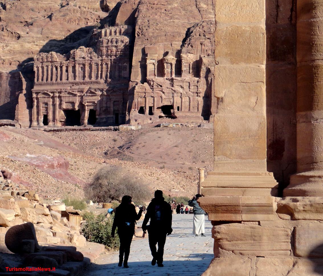 Architetti Famosi Antichi petra: nel deserto giordano le antiche tradizioni orientali