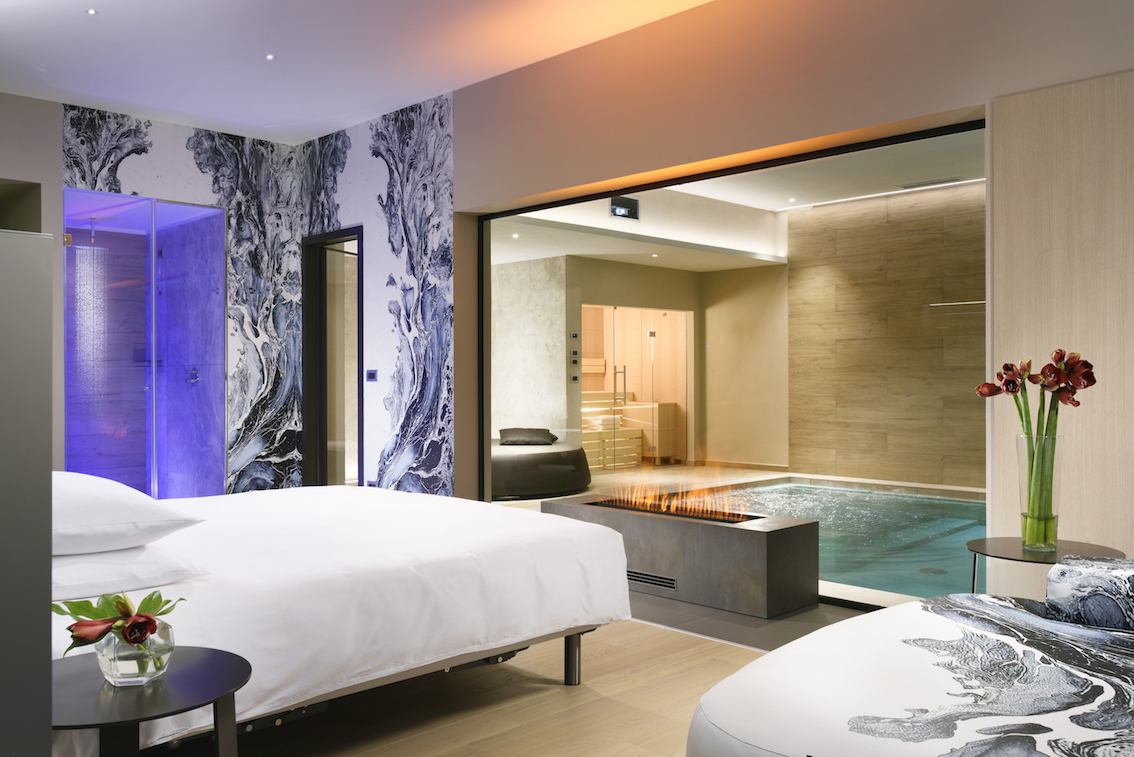 Architettura E Design architettura e design per il nuovo borgobrufa spa resort a 5